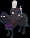 4 Horsemen Famine