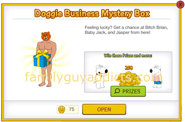 Doggie Business Mystery Box