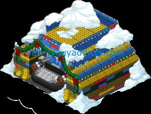 Blocko Hovercraft Hangar