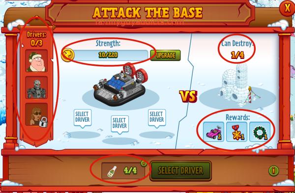 Broken Toy Camp Battle Pop Up