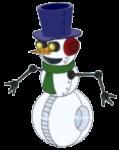 Robot Snowman 2