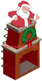 Santa Claus Chimney Practice