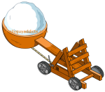 Snowball Catapult