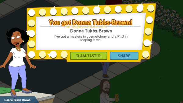 You Got Donna Tubbs-Brown