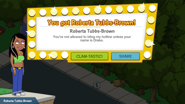 You Got Roberta Tubbs-Brown
