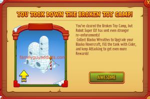 You Took Down Broken Toy Camp