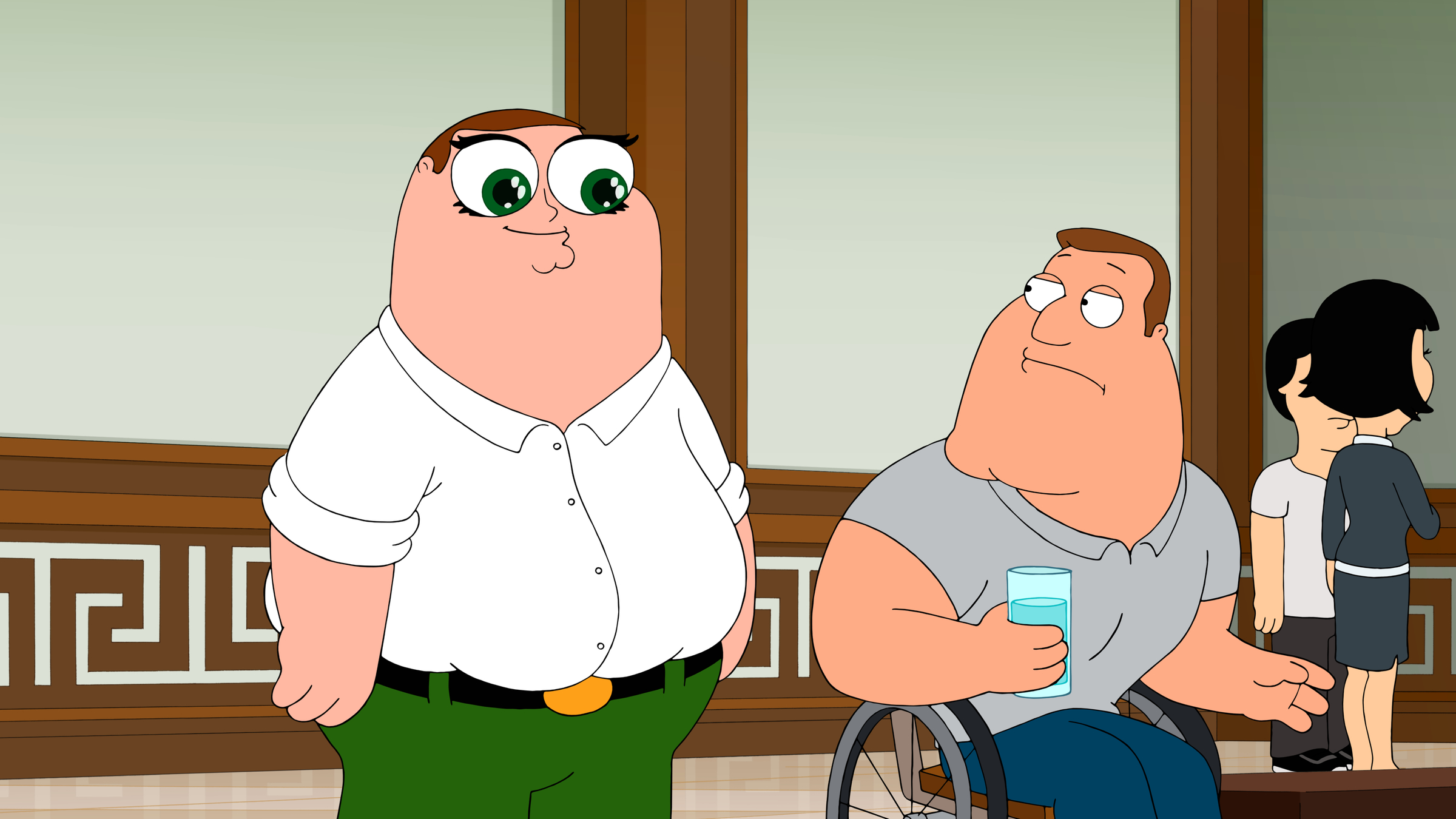 Family Guy Episode Recap: Candy, Quahog Marshmallow | Family Guy Addicts