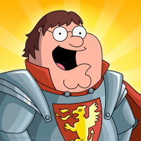 A Grimm Knight Sir Peter Icon