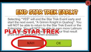 Star Trek Play