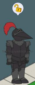 Black Knight on Quahog Streets