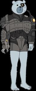 Borg Human Rupert