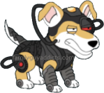 Borg Puppy