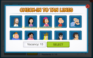 Check-In To Tan Lines