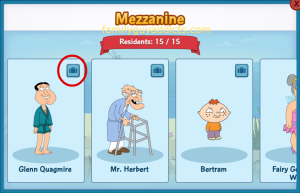 Check Out Character Mezzanine