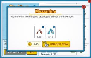 Mezzanine Unlock Requirements