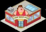 Toxic Shock Wrestling Gym