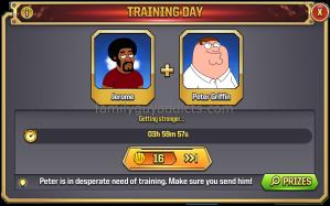 Wrestling Peter & Jerome