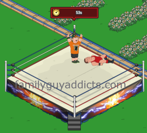 WWE Main Event Ring John Cena