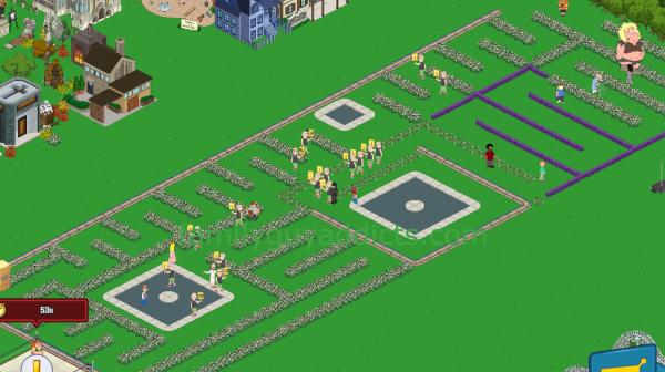WWE Main Event Ring Maze