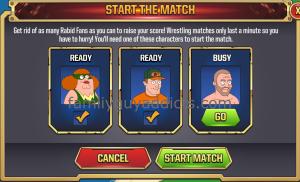 WWE Main Event Ring Second Match Start Match