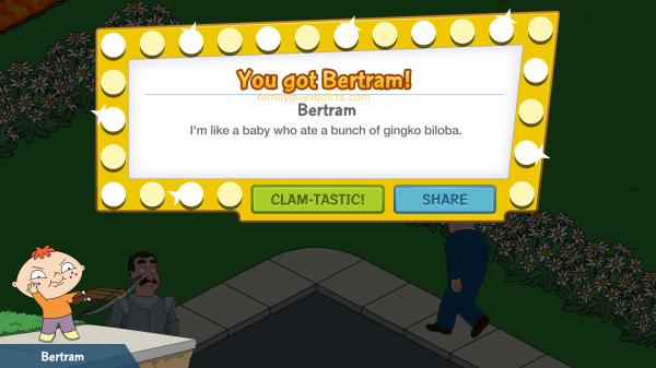 You Got Bertram