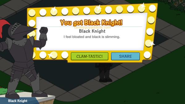 You Got Black Knight