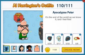 Apocalypse Peter Al's