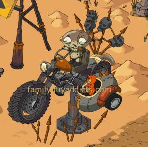 Biker Stewie
