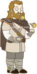 Commander Jesus Juggle Holy Hand Grenades
