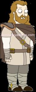 Commander Jesus
