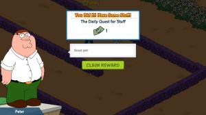 Daily Quest Reward