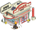 Diner at the End of the Apocalypse