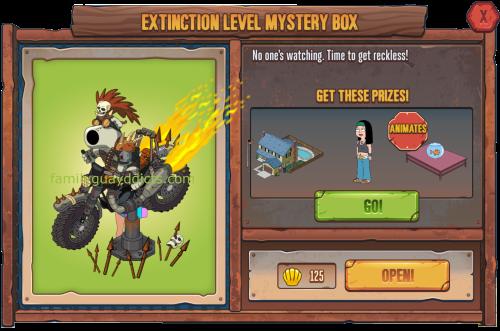 Extinction Level Mystery Box