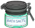 Irradiated Bath Salts