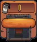 Mutant Stewie Detonator Button