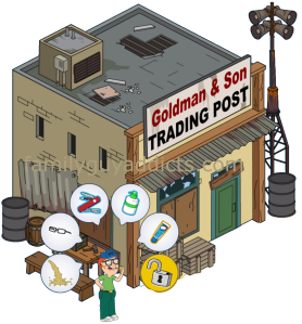 Neil Goldman & Son Trading Post