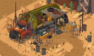 Stockpile Tanker