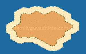 Tan Lines District Island