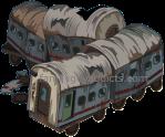 Train Rubble