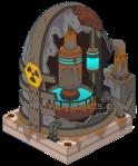 Unstable Reactor Core