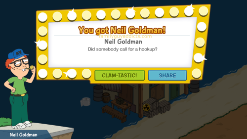 You Got Neil Goldman