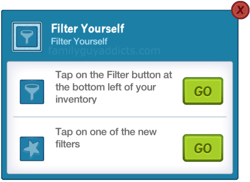 Filter Yourself