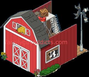 Jolly Farm Barn