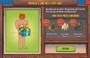World's End Mystery Box