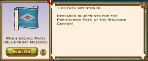 Research Prehistoric Path