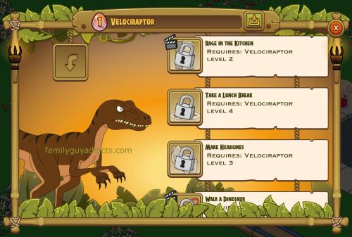 Velociraptor Tasks
