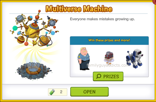 Multiverse Machine