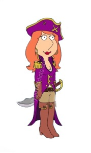 Pirate Queen Lois