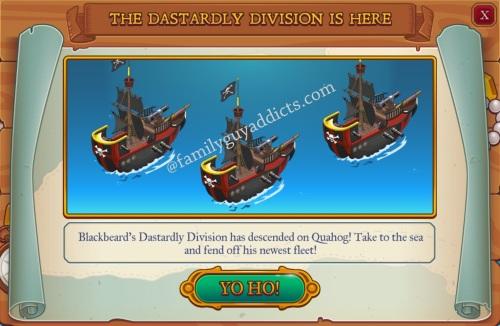 Dastardly Division