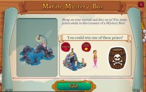 Marine Mystery Box